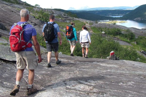 "Hiking Day Trip in Bodø -  ""The Hidden Valley"""