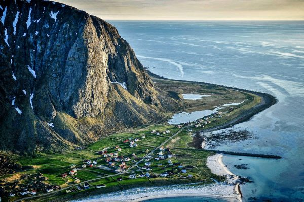 flight sightseeing northern norway flight tours lofoten islands