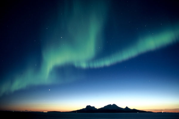 northern lights bodø norther norway