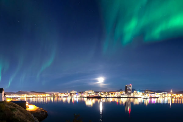 Northern Lights Safari from Bodø, Northern Norway
